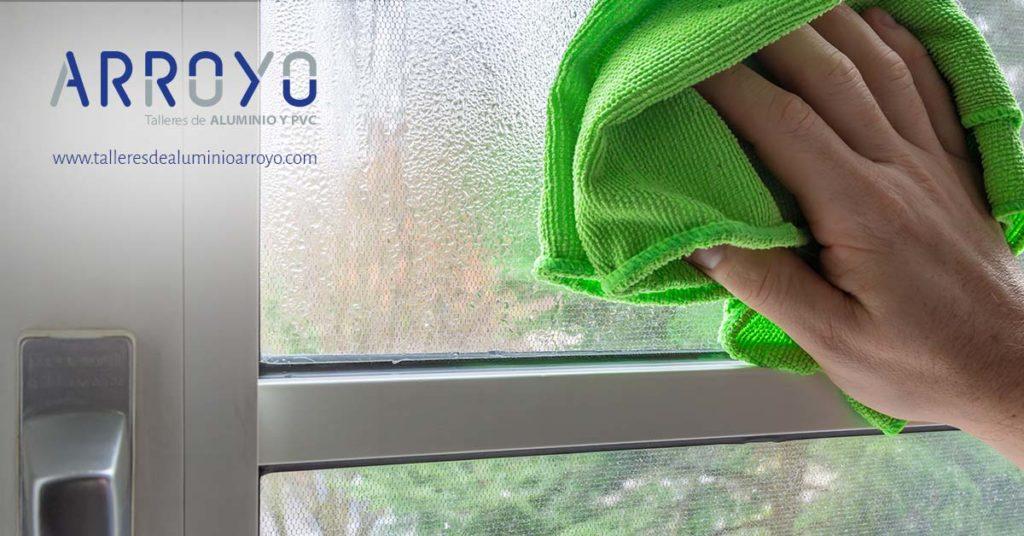 condensaciones ventanas
