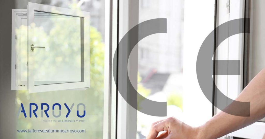Atributos etiqueta CE ventana