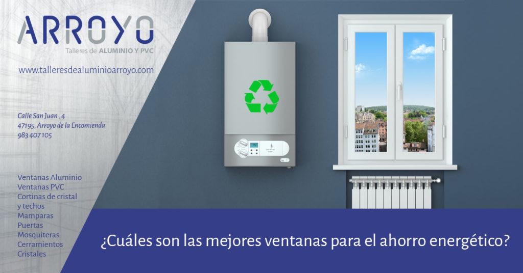 Mejores ventanas para el ahorro energético