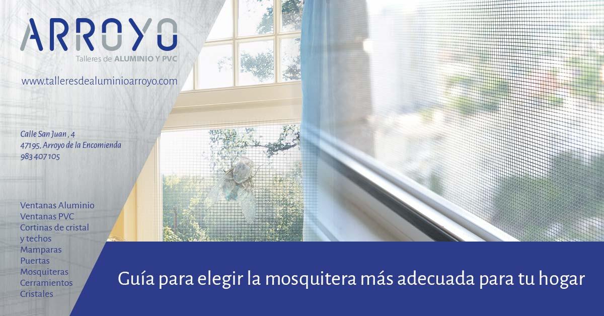 Cómo elegir mosquitera para tu casa