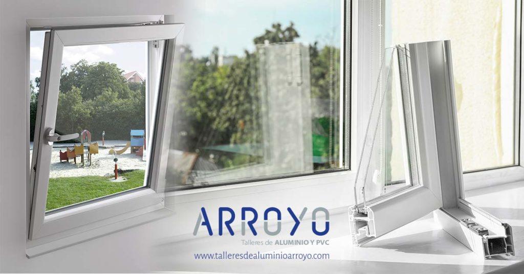 ventanas aislante térmico verano