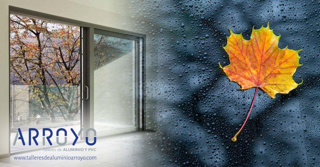 ventanas para otoño